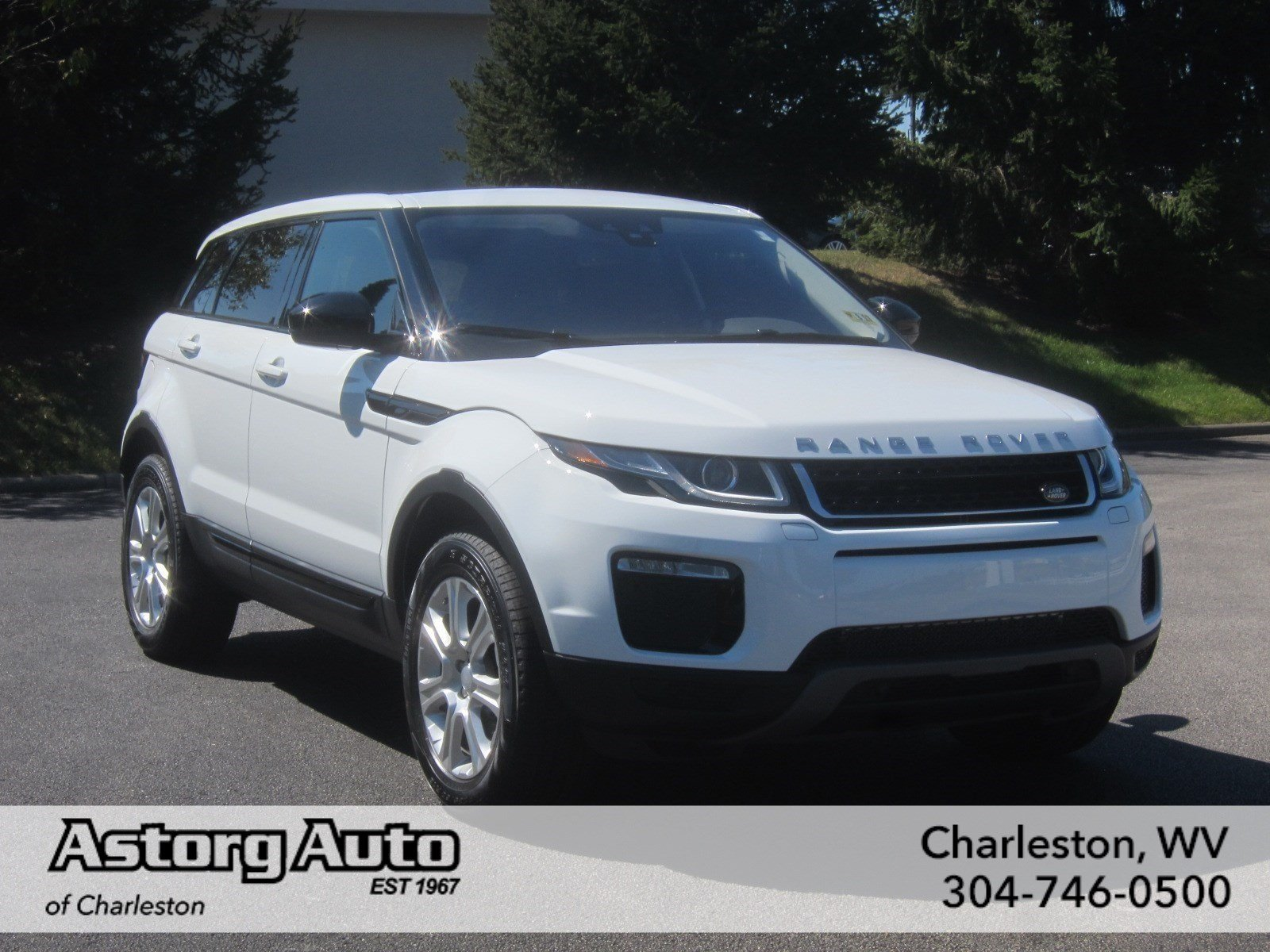 new 2017 land rover range rover evoque se premium sport utility in charleston l6300 land. Black Bedroom Furniture Sets. Home Design Ideas