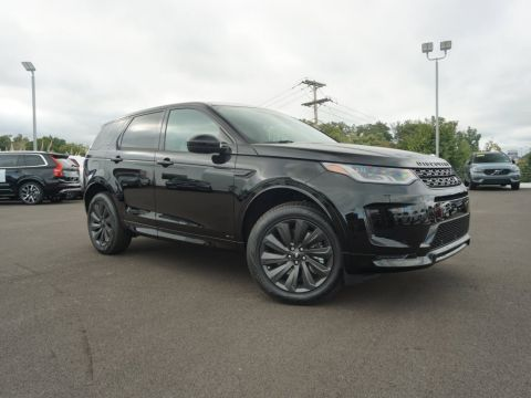 New 2020 Land Rover Discovery Sport SE R-Dynamic