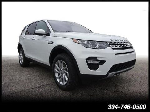 Certified Pre-Owned 2019 Land Rover Discovery Sport HSE