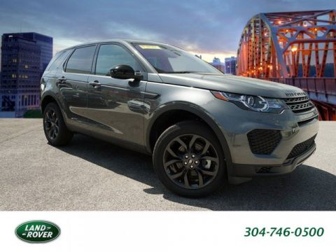 Certified Pre-Owned 2019 Land Rover Discovery Sport