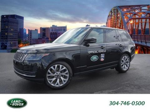 New 2020 Land Rover Range Rover Plug-in Hybrid HSE