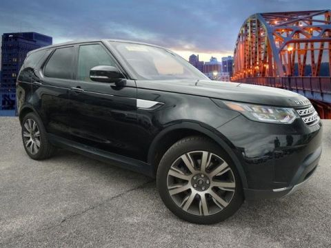 Certified Pre-Owned 2017 Land Rover Discovery HSE Luxury